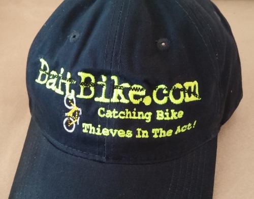 BaitBike.com cap
